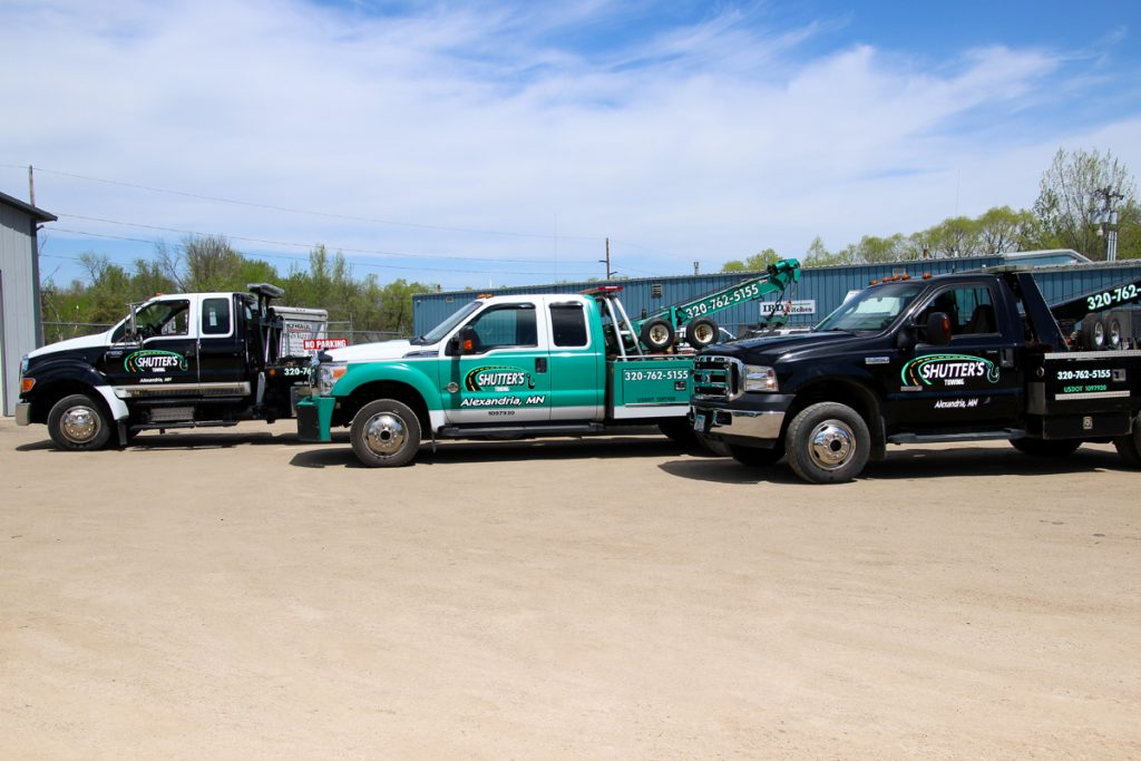 Rv Towing Service Shutter S Towing Alexandria Mn
